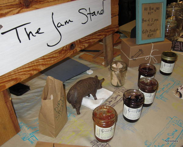 The Jam Stand