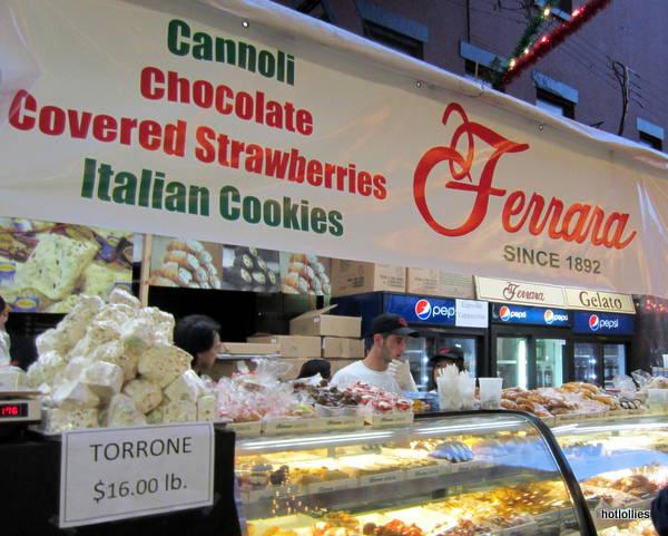 Ferrara Desserts