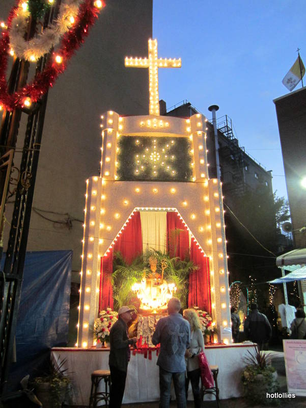 San Gennaro Shrine