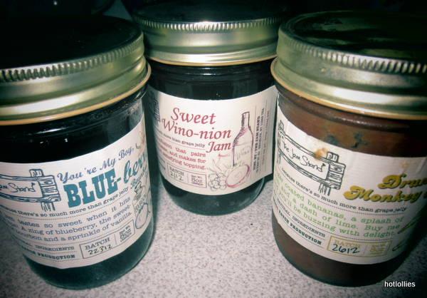 Three Jams