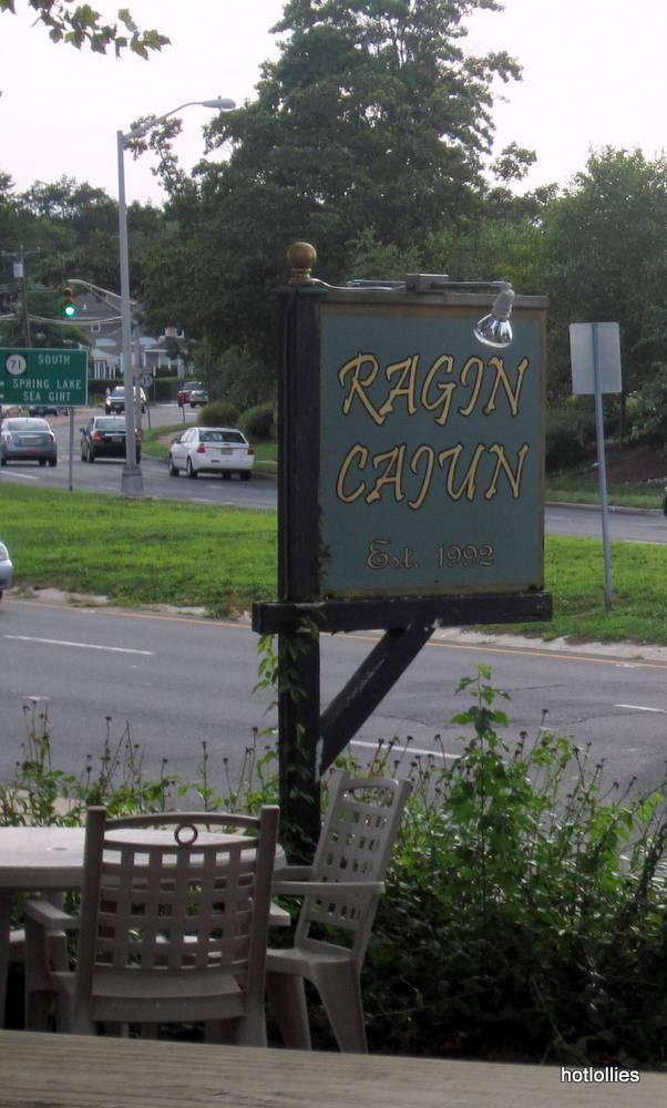 Ragin Cajun Sign