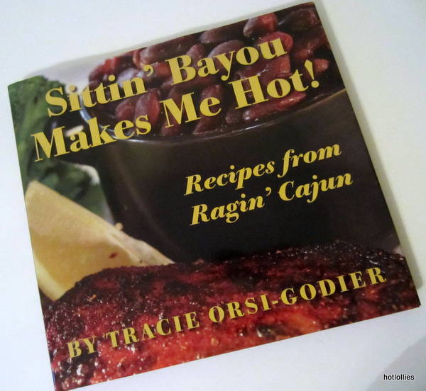 Ragin Cajun's Cookbook