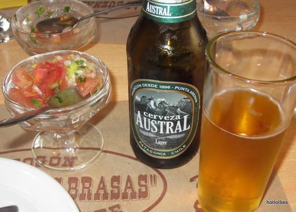 Austral Patagonia beer