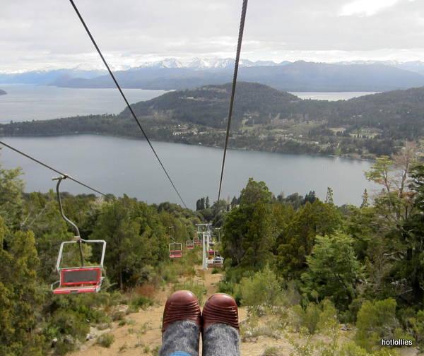 Cerro Campanario ski lift