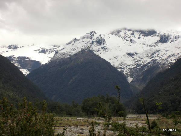 Tronador mountain